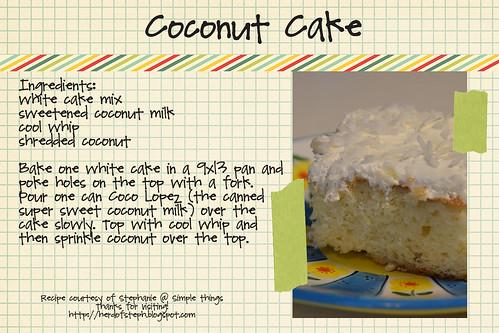 CoconutCakeweb