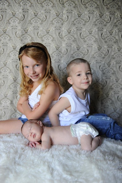 My 3 kiddos