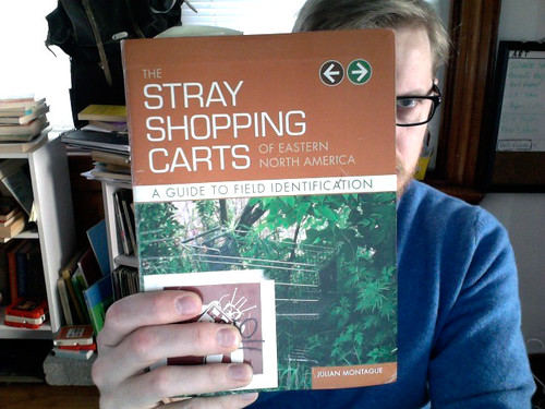 The Stray Shopping Carts of Eastern North America: A Guide to Field Identification by Michael_Kelleher