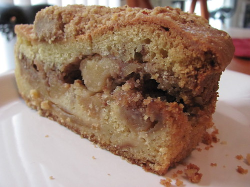 Euro Pane Apple Coffee Cake