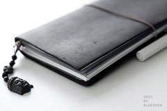 MIDORI & LAMY 002 (blueduck-yh) Tags: notebook  midori lamy  travelers