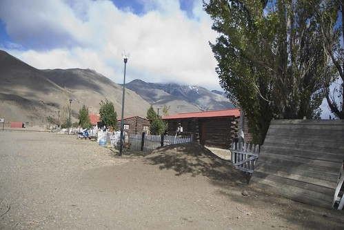 casita Nahuel Pan station