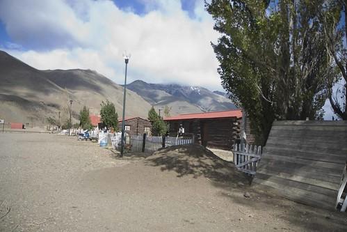 casita Nahuel Pan station
