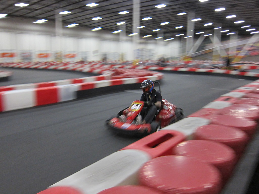 NOS Karting Event Mar 2011