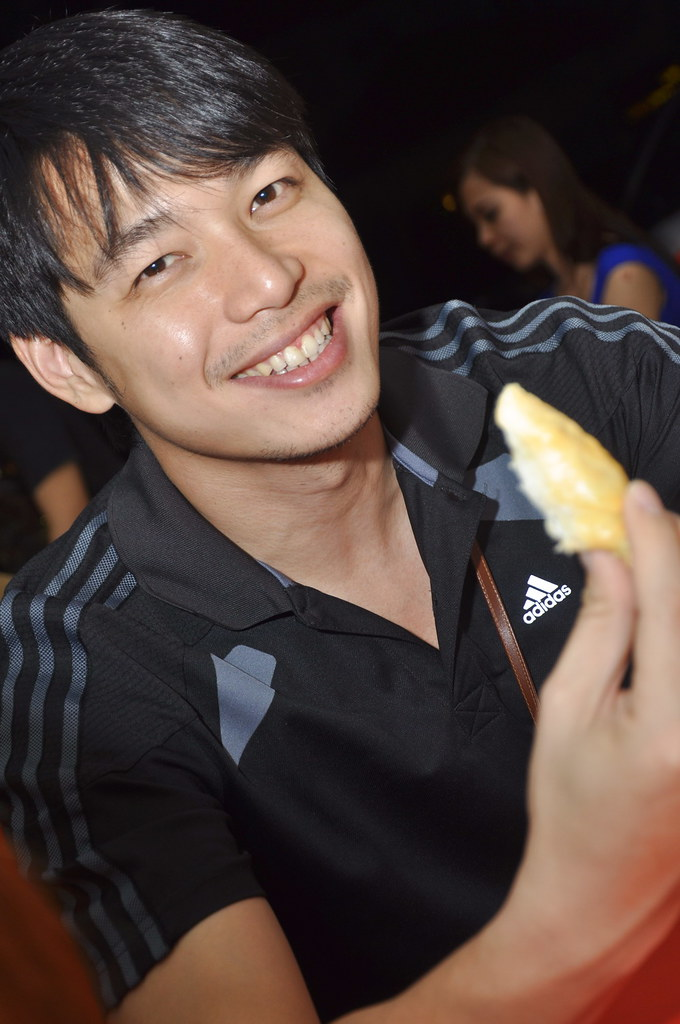 Durian with Alan Yun1