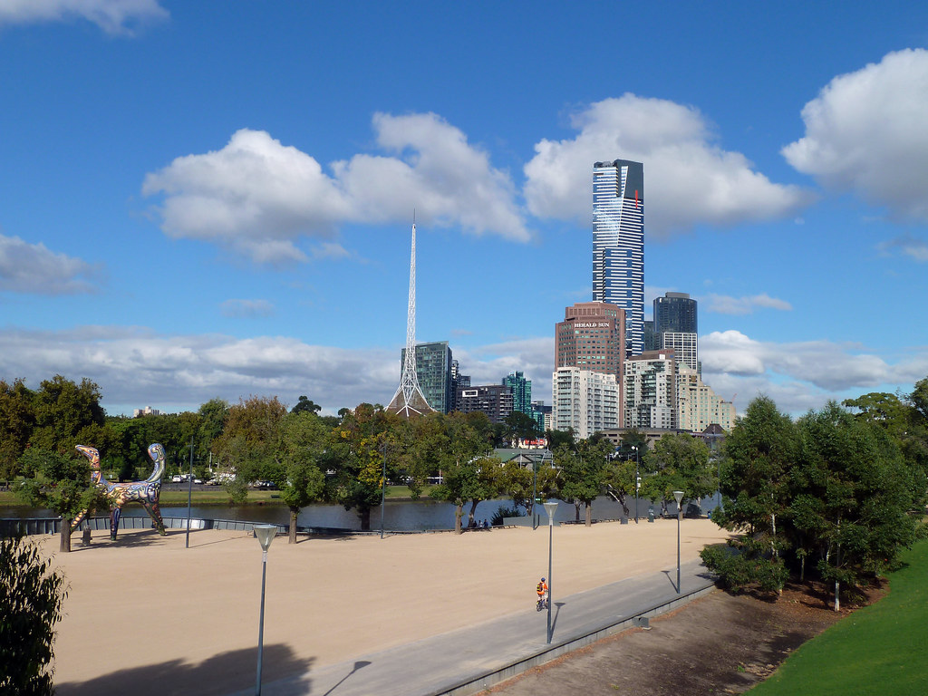 Birrarung Marr Park - Lower Terrace 03