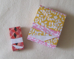 """Zigarettenschachtel"" - Packing Box (Vielfaeltig2010) Tags: origami box schachtel zigarettenschachtel cigarettebox tomokofuse"