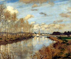 Claude_Oscar_Monet_Argenteuil, Seen from the Small Arm of the Seine10