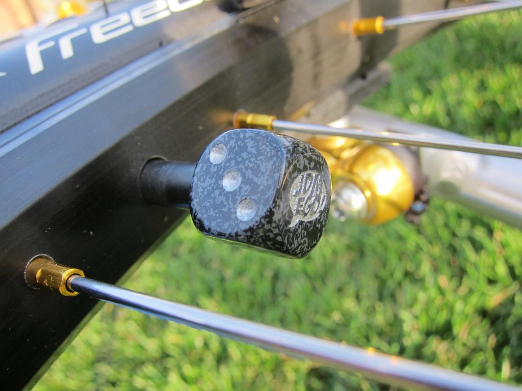 SE Bike JDM Ego valve cap