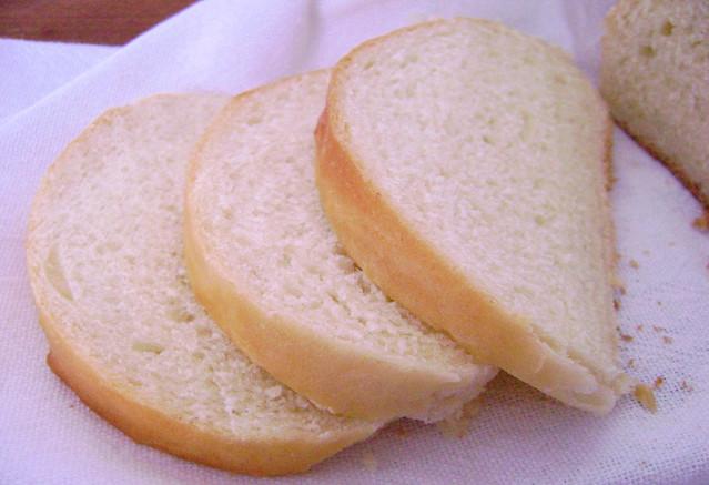 pão carteira doce