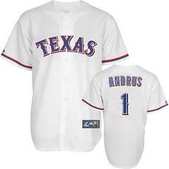 Texas Rangers #1 Elvis Andrus White Jersey (Terasa2008) Tags: jersey texasrangers  cheapjerseyswholesale cheapmlbjerseys mlbjerseysfromchina mlbjerseysforsale cheaptexasrangersjerseys