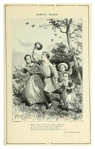 013-Las voces interiores-Cent dessins  extraits des oeuvres de Victor Hugo  album specimen (1800)