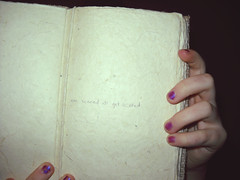 i'm someone you can trust. (desenrascanco) Tags: new notebook lyrics hands christ quote song jesus fingernails brand