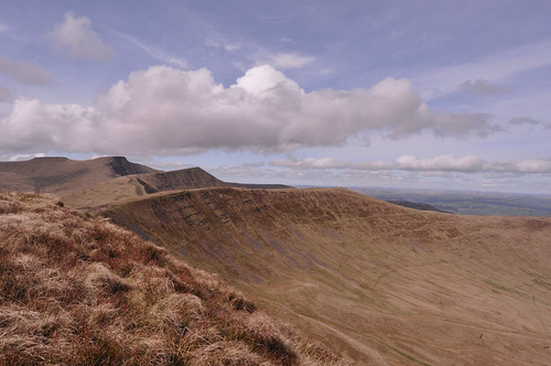 Cribyn, Pen Y Fan & Corn Du