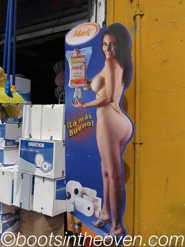 Sex Sells... toilet paper
