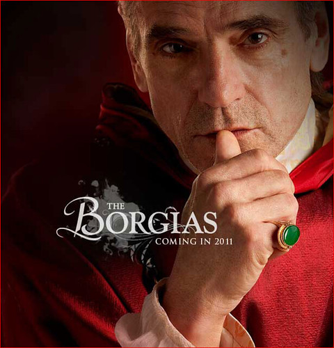 The Borgias Poster