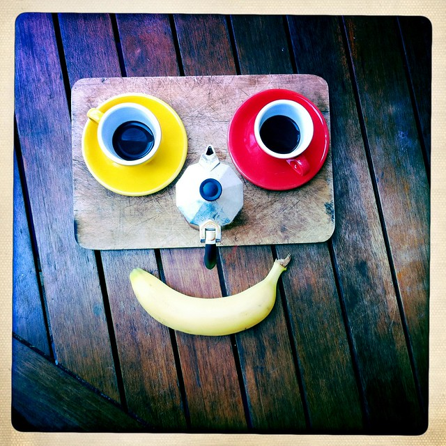 My Happy Mornig (Hipstamatic Contest Entry)