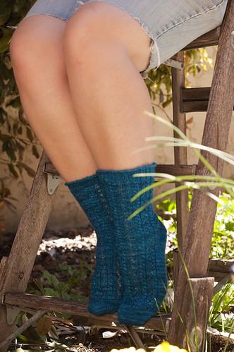 Sea Clover Socks