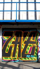 Zade (COLOR IMPOSIBLE CREW) Tags: chile 3 del graffiti fiesta north desierto asie fest norte zade 2011 huasco fros