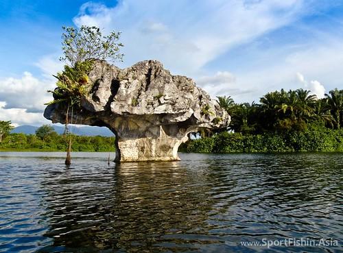 Limestone Structure