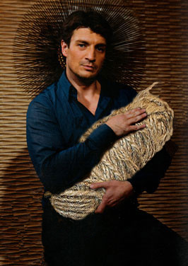 fillion with twine