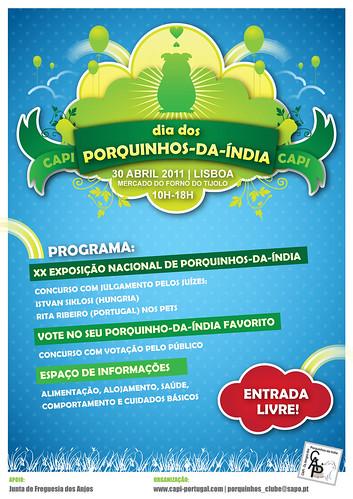 Dia dos porquinhos-da-india