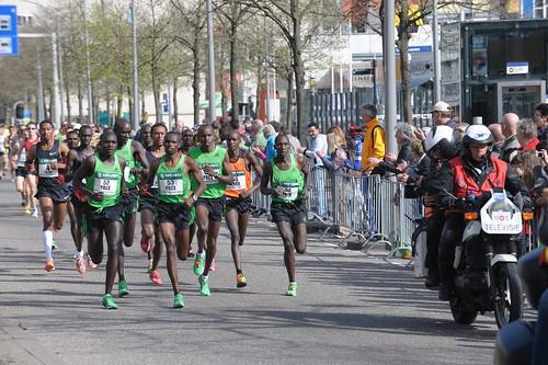 Rotterdam Marathon 2011