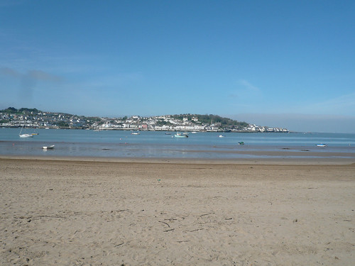 Looking from Instow to Appledore