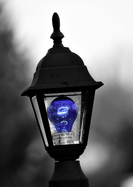 Light It Up Blue -- How Others See You