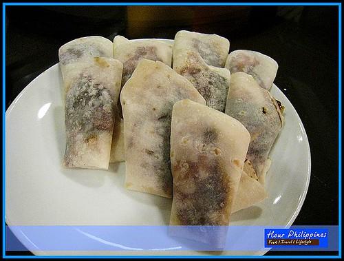Hai Shin Lou Peking Duck Pancakes