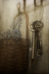 keys... (..Ania.) Tags: stilllife keys rust basket textured skeletonkeys oldkeys rustykeys barrelkeys 111pictures49lockkeys texturebycathairstudiosthankyou