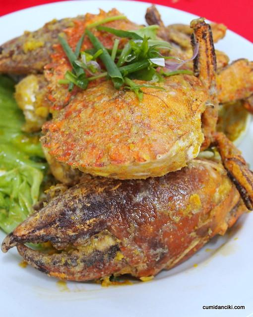 Sabah Crabs