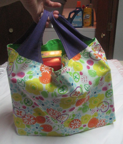 Keyka Lou Reusable Grocery Bag