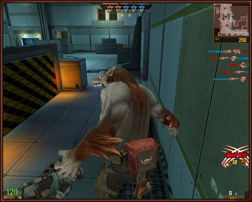 Wolfteam: Juego Online en Modalidad FPS (First Person Shooter)