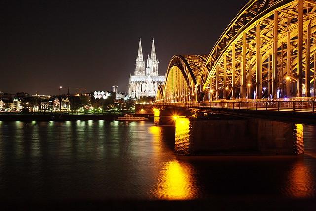 Colonia la notte