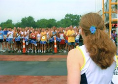 Facing the starting pack (WebSphinx) Tags: a10 anthemsinger annapolis10milerun