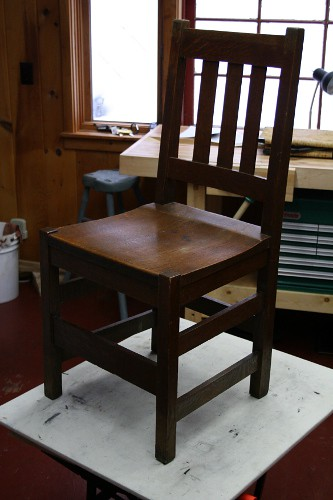 Swell The Workbench Diary Side Chair Re Glue Walkthrough Beutiful Home Inspiration Truamahrainfo