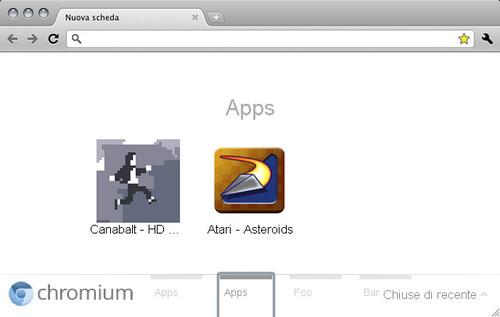 Apps, Foo, Bar