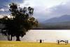 Lake Te Anau, afternoon (Mark P-I Hong) Tags: newzealand lake nikon nz teanau 紐西蘭 d300s 蒂阿腦