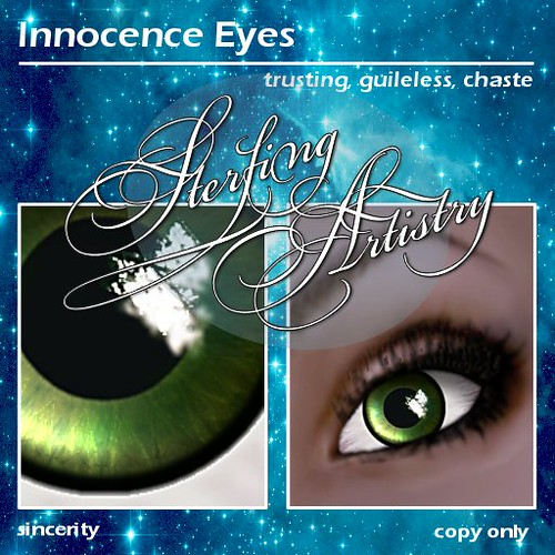 "InnocenceEyes ""Sincerity"""