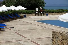 poolside ClubMed Kabira Press Tour