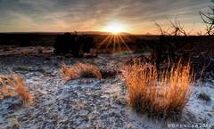 Ojito Wilderness (Spencer Foto) Tags: blue sunset sky orange cold newmexico grass clouds landscape fire evening nikon desert wind native hiking hike tokina deadtree drought handheld nm f18 sunlit whitesand desolate 130 mountians 116 ojito aperturepriority desertscape barrenwasteland d7000