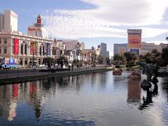 Las Vegas Strip from Mirage