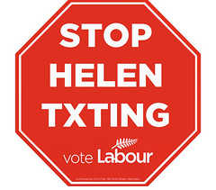 Labour - Stop Helen Txting