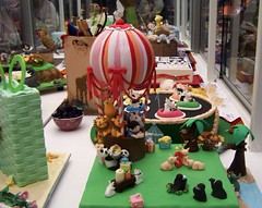2011 Sydney Royal Easter Show: edible art 14 (dominotic) Tags: art cakes animals rural farm sydney australia sugar nsw newsouthwales produce agriculture ras homebush theshow decorated artsandcrafts eastershow sydneyroyaleastershow lifestock edibleart agriculturalshow citymeetscountry icedcakes