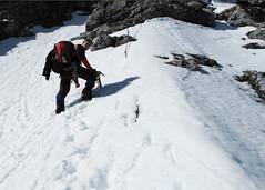 Klettersteig am Knigsjodler (sportalpen) Tags: gleitschirmfliegen hochknig paragleiten knigsjodler mhlbachamhochknig dientenamhochknig christianreinegger geraldlindner walkandfly knigsjodlerklettersteig
