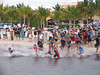 1st Spring Riviera Maya in Tres Rios (Hacienda Tres Rios) Tags: race goal meta triathlon finishline carrera triatlon