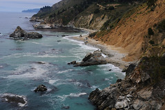Turquoise Wonder of Big Sur (Natural World Gallery) Tags: california bigsur pacificcoast californiacoast turquoiseocean