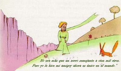 """Frases ilustradas de """"El principito"""""""