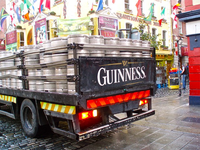 Temple Bar, Ireland, Guinness